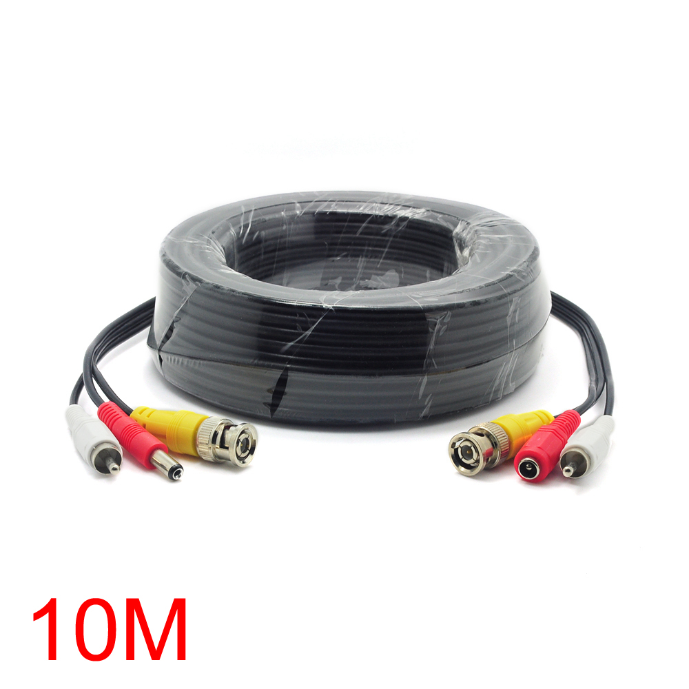 audio output to usb wiring bnc to audio wiring 10m/32ft bnc rca dc connector video audio power wire cable ... #13